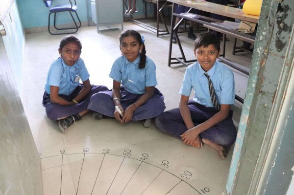 These kids created an innovative method of teaching Math to other students